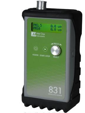 便携式空气颗粒物测量仪